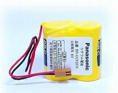 松下锂电池 BR-CCF2TH  发那科数控专用