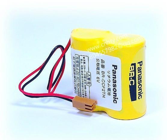 松下锂电池 BR-CCF2TH  发那科数控专用 2