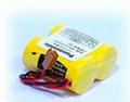 松下锂电池 BR-CCF2TH  发那科数控专用 3
