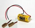 GE Fanuc CNC Battery  BR-2/3A / A98L-0031-0006