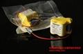 BR-2/3AGCT4A 国产黄头 发那科电池 A98L-0031-0025 A06B-6114-K504 5