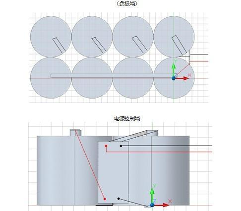 高铁 路桥检测系统电池 特种长效专用电池 WLS-70Ah 4.12V-4.19V 70Ah 3