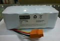 ABB Robot Battery,41A030BJ0001 - 3HAC5393-2, 21.6V/1.5AH