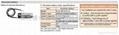 YAMAHA Battery  KAS-M53G0-100 3.6V 2700mAh