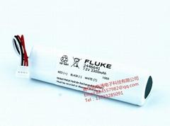 FLUKE Ti-20 Ti20-RBP TiR TiR1 instrument fluke battery with plug 2446641