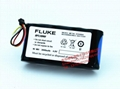 FLUKE tester ScopeMeter, 124, 123, 124 s BP130 battery with plug