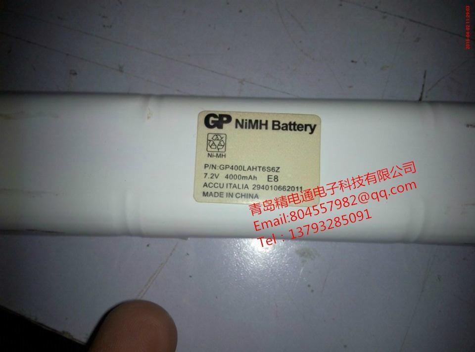 现货 294010662011 GP400LAHT6S6Z GP 仪器仪表电池 充电镍氢电池 4