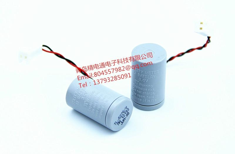 TADIRAN TL - 5276 / W 3.6 V lithium battery TL5276 imported from the spot 1
