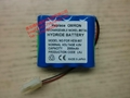 Omron diving HEM - 907 4.8 V battery 2000 mah rechargeable batteries