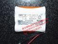 KRO.6AA.3 RA05161  sanyo battery 600 mah 3.6 V