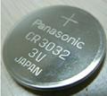 Panasonic CR2450 CR2477 CR2354 CR3032 3V 620mAh Lithium Button Cell   6