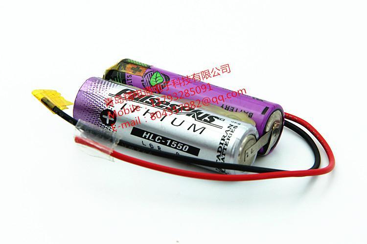 以色列 TADIRAN 锂电池+电容 TL-4903 HLC1550A HLC-1550 电池组 1