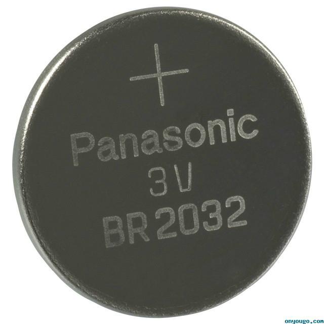 Panasonic battery CR2016  CR2032 CR2025  3V  Lithium Button Cell  1