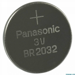 Panasonic battery CR2016  CR2032 CR2025  3V  Lithium Button Cell