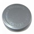 Panasonic battery CR2016  CR2032 CR2025  3V  Lithium Button Cell  2