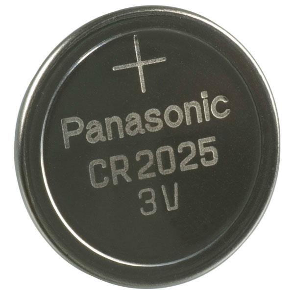 Panasonic Battery Cr2016 Cr2032 Cr2025 3v Lithium Button