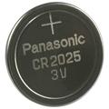 Panasonic battery CR2016  CR2032 CR2025  3V  Lithium Button Cell  4