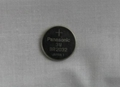 Panasonic battery CR2016  CR2032 CR2025  3V  Lithium Button Cell  6