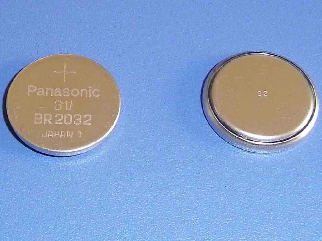 Panasonic battery CR2016  CR2032 CR2025  3V  Lithium Button Cell  7