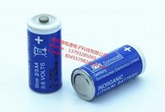 Sonnecell TL-5955 2/3AA 德国 阳光 锂电池 3.6V Sonnenschein