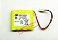 Equipment 210 aah4b6z 4.8 V battery 2100 mah GP rechargeable battery pack