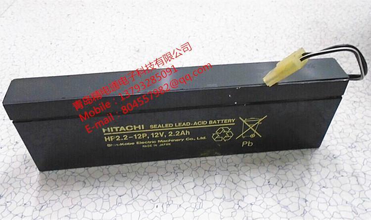 充电电池 HP2.2-12P 12V 2.2Ah 铅酸电池,仪器专用电池 1