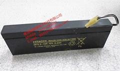 HP2.2-12 p 12 v 2.2 Ah lead-acid batteries, instrument for battery