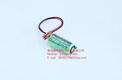 CR17335SE-R 三洋SANYO 鋰電池 CNC PLC 儀器儀表 設備驅動 電池