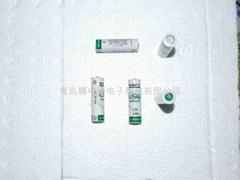 法國SAFT鋰電池 LS14500G AA-size 3.6V 2450mAh