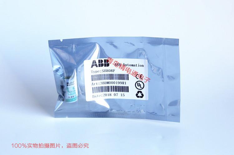 SB808F ABB 3BDM000199R1 控制器专用电池 4