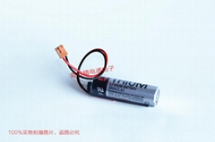 ER6VCT ER6V/3.6V  TA、TM、TL、FG series robot battery