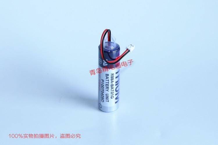 R88A-BAT01G P10070409D OMRON/欧姆龙   值编码器 备用电池 1