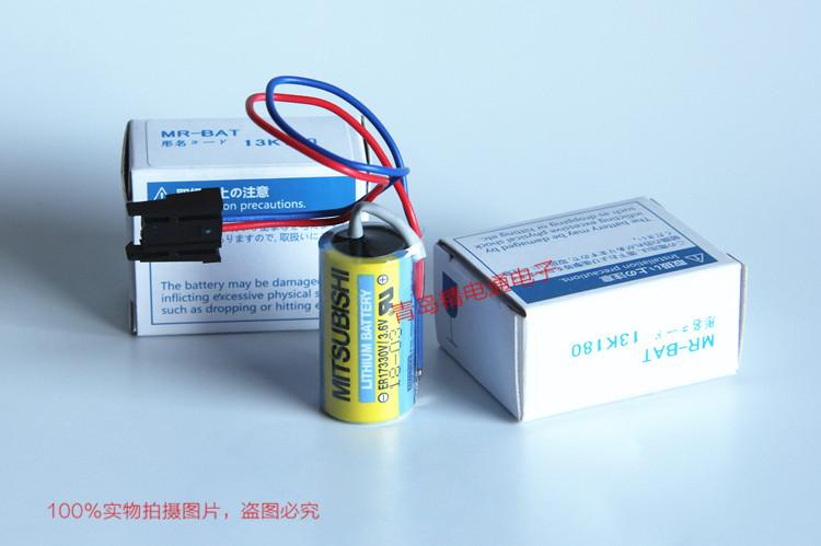 MR-BAT ER17330V Mitsubishi 三菱 PLC 锂电池 5