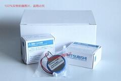 三菱FX3U  PLC锂电池 FX3U-32BL 3V CR2450HR