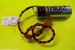 NP8P-BT1 ER17500V 富士 Fuji 电机 PLC 触摸屏 控制器 锂电池