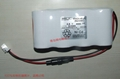 SANYO KR4DH-4S RG02961 4.8V 4000mAh G1104S 充电电池 2