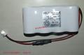SANYO KR4DH-4S RG02961 4.8V 4000mAh G1104S 充电电池 3