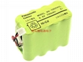 8N-600AACL SANYO Nickel cadmium battery rechargeable battery