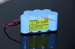 7N-1200SCK 三洋 SANYO JMS 微量注射泵SP-500 電池 8.4V 1200mAh