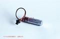 東芝 ER6V 3.6V OTC焊接機器人電池  AA 2000mAh  9