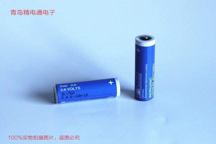 SL-760 AA 3.6V 德国阳光 锂亚电池 Sonnenschein 4