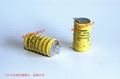 7/V250H 德国VARAT 瓦尔塔 充电 纽扣 电池组 黄皮 2