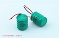 5/V250H VARAT German charging button battery pack with cord