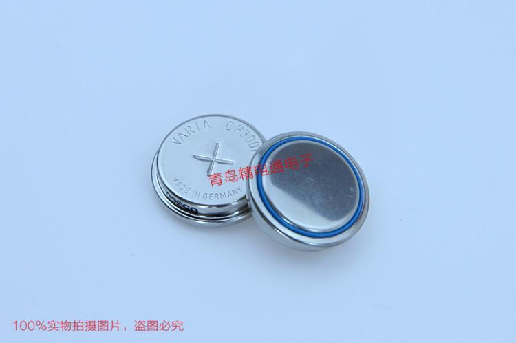 Varta CP300H 1.2V,300mAh NI-MH Button cell 3