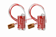 ER17/33 单体 带插头 按要求加插头 Maxell 原厂 原装 3.6V 1600mAh