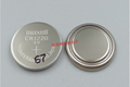 Panasonic CR1220  3V 35mAh Lithium Button Cell
