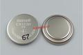 Panasonic CR1220  3V 35mAh Lithium Button Cell  4