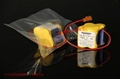 BR-2/3AGCT4A 国产黄头 发那科电池 A98L-0031-0025 A06B-6114-K504 7