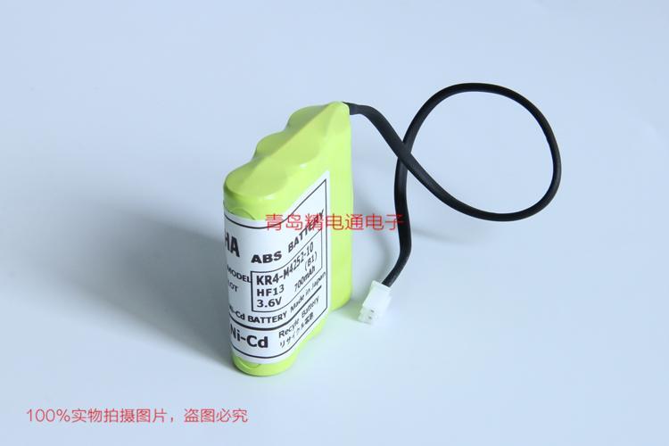 KR4-M4252-10 700mAh 雅马哈YAMAHA ERCX机器人控制器B1 电池 8