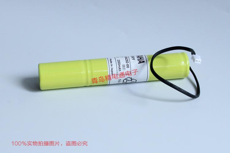KR4-M4252-00 2000mAh 雅马哈YAMAHA ERCX机器人控制器B2 电池 6
